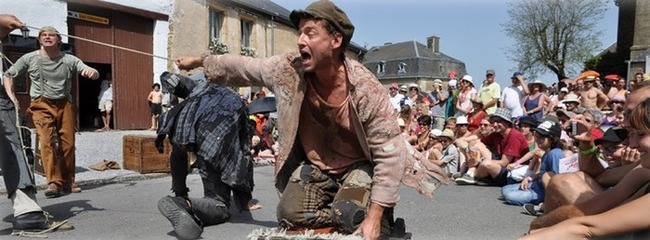 Mudjumping - Comedy Streettheatre Show