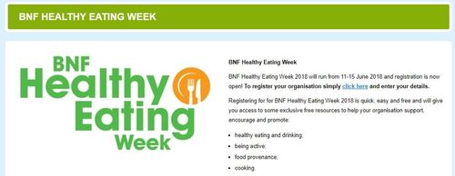 News the food teachers centre have a great healthy eating week fandeluxe Choice Image