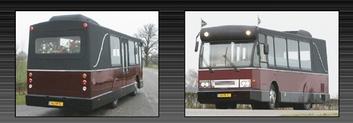 Uitvaartbus voor 15 personen