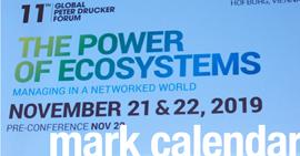 Global Peter Drucker Forum