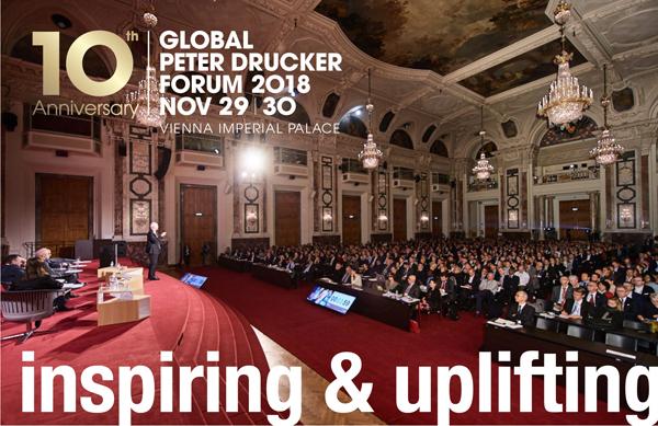 10th Global Peter Drucker Forum