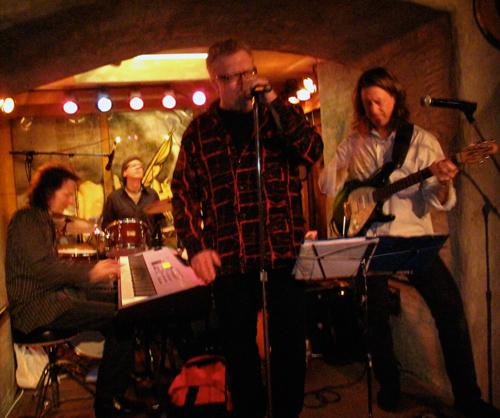 Tommy McDonnell @ Sugar Bar 2009...