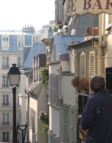 Parijsonline nieuwsbrief 112 montmartre januari for Restaurant miroir montmartre