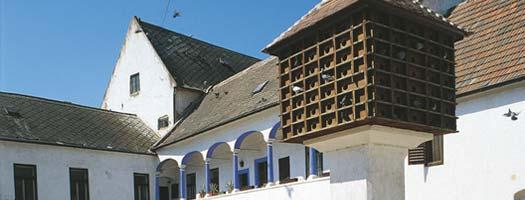 Cselley Mühle Oslip