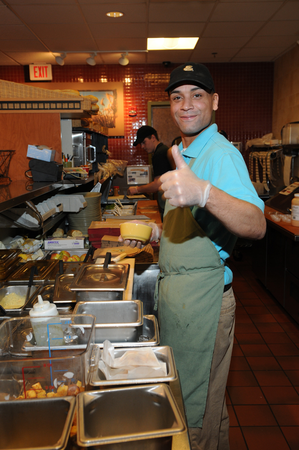 panera bread workforce diversity Browse available job openings at panera bread country from our panera committed to a diverse workforce panera bread independent franchisees each hire.