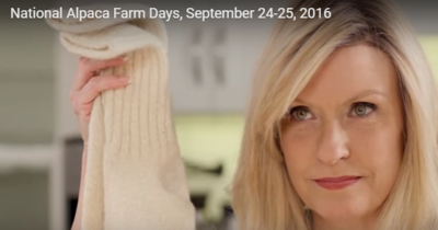 National Alpaca Farm Days video