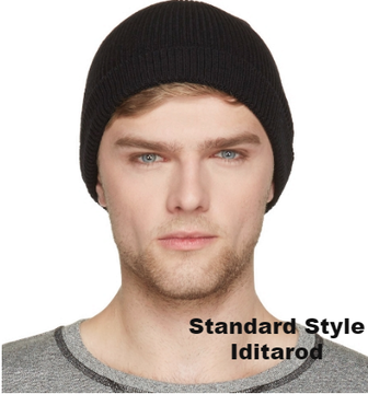 iditarod alpaca heavy knit lined hat