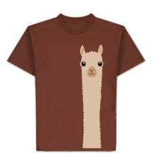 alpaca t-shirt