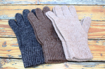 alpaca work play gloves