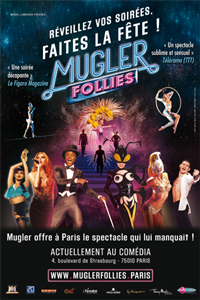 Mugler Follies
