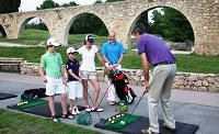 Impression golf clinic
