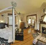Holden House features all suites with private baths and full gourmet breakfast