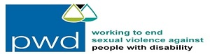IMAGE: Logo for the PWDA Royal Commission into Institutional Child Sexual Abuse Disability Support Project
