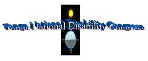 Tonga National Disability Congress logo