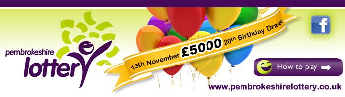 Pembrokeshire Lottery