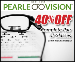 Pearle vision coupons canada