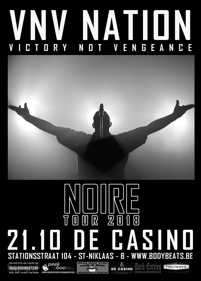 21.10 VNV NATION @ De Casino, St-Niklaas,B