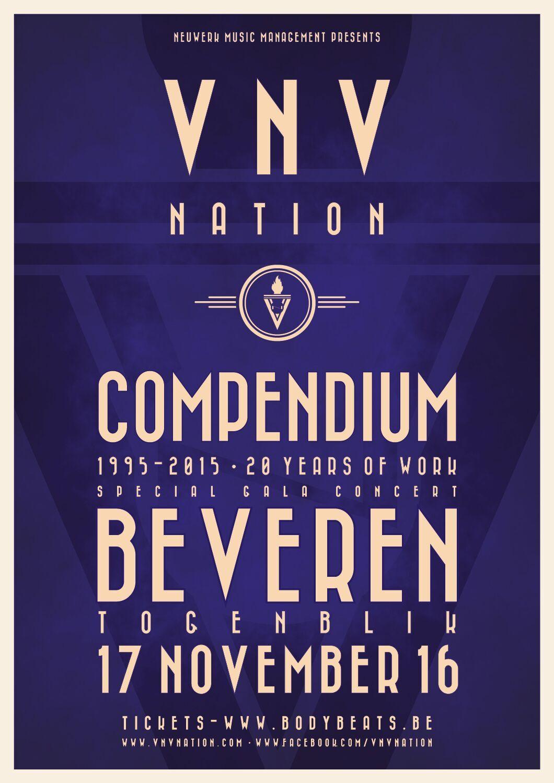 17.11 VNV NATION @ Togenblik - Beveren - B