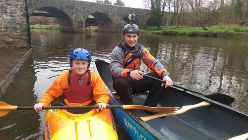 Canoeing Experiences every Saturday