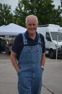 Gary Gunther, Farmers Market Manager