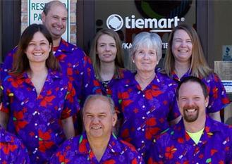 Tiemart Staff