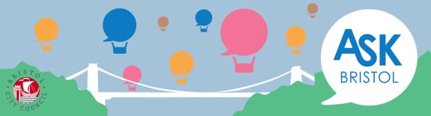Ask Bristol hot air balloons image