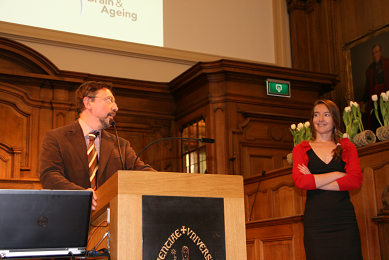 Prof. Dr. Eddy Dejaeger en dr. Kim Delbaere