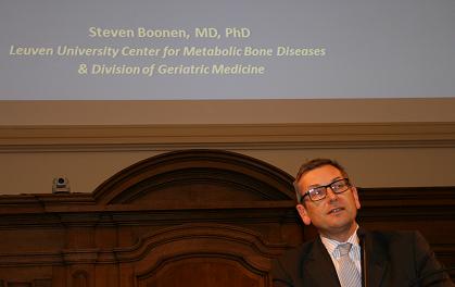 Prof. Dr. Steven Boonen