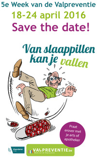 Save the date: Week van de Valpreventie 2016