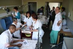Patiëntenveiligheidskamer AZ Lokeren