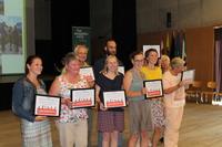 Uitreiking award Week van de Valpreventie 2016