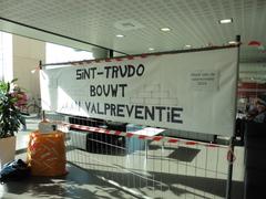 Kunstproject Sint-Trudo ziekenhuis te Sint-truiden