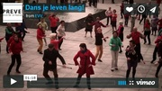 Promotiefilmpje 'Dans je leven lang!'