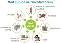 Valrisicofactoren thuissetting