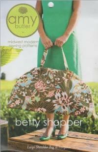 Betty Shopper Bag Pattern by Amy Butler