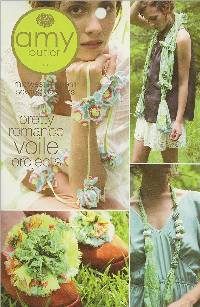 Pretty Romance Voile Projects Pattern by Amy Butler