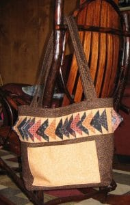 The Out and About Bag Pattern by Among Brenda's Quilts & Bags