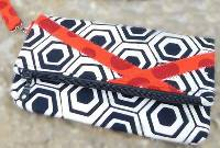 Classic Fold-over Clutch Pattern by Among Brenda's Quilts & Bags