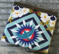 The Mini Wallet Pattern by Mary Hayes for Amelia's Garden