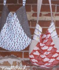241 Tote Pattern by Noodlehead Patterns