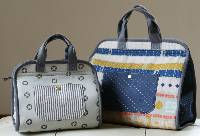 Maker's Tote Pattern by Anna Graham / Noodlehead