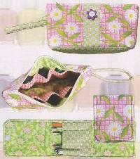 Nail Salon in a Bag Pattern by Amelie Scott Designs