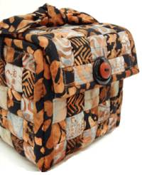 Treasure Box Pattern by Aunties Two