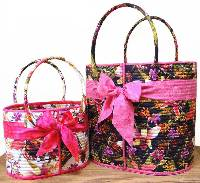 Rockport Carryalls Pattern by Aunties Two