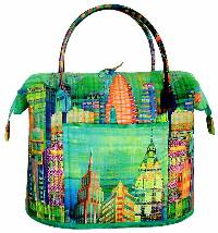 The Poppins Bag Pattern by Aunties Two