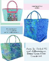 Beach Bags Trio by Aunties Two