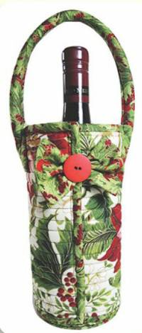 Wine Carrier Kit Pattern
