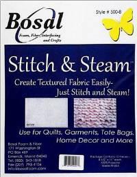 Stitch & Steam by Bosal