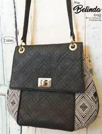 Belinda Bag Pattern by Cozy Nest Design