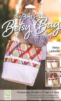 Betsy Bag Pattern by Betsy LaHonta